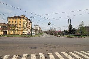 Corso Cairoli in Turin