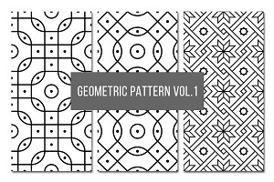 Seamless Geometric Pattern Vol 1