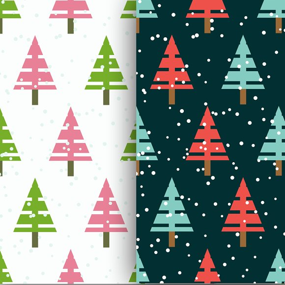 Set of patterns in Patterns - product preview 3
