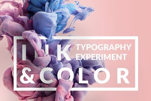 Ink & Typography V.1