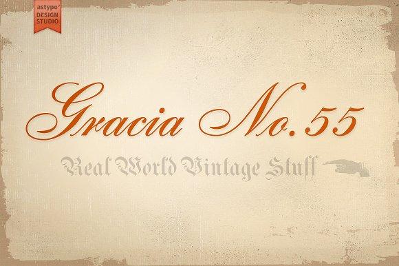 Gracia No. 55 - Script
