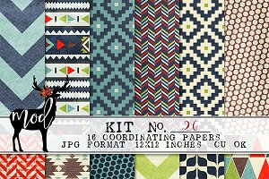 Background Paper Kit 26