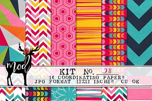 Background Paper Kit 28