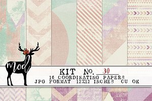 Background Paper Kit 30