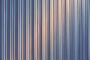 Metal sheet background
