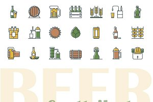 Beer & Atributes