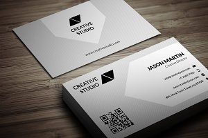 Corporate Employee Business Card