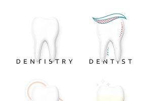 Logo for dentistry