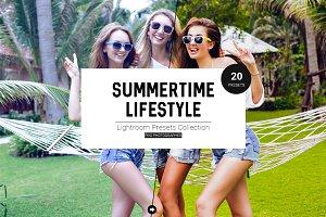 Summertime Lifestyle LR Presets