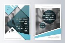 Business brochure flyer design
