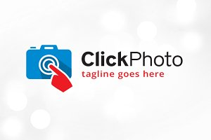 Click Photo Logo Template