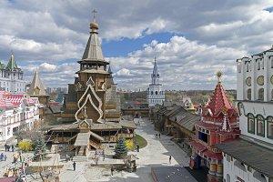 Kremlin in Izmailovo, Moscow
