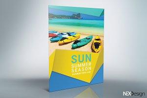 Summer Flyer - SB