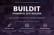 BuildIt - Powerful HTML Site Builder
