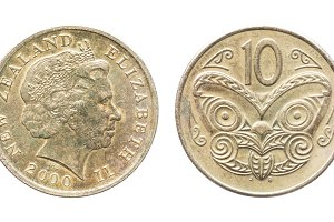 New Zealand coin