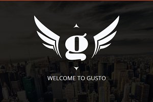 Gusto - Multipurpose Muse Template