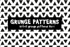 GRUNGE PATTERNS VOL-1