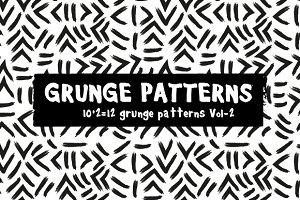 GRUNGE PATTERNS VOL-2