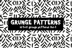 GRUNGE PATTERNS VOL-2