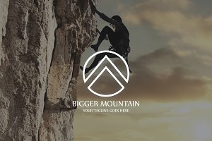 Bigger Mountain Logo