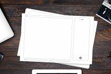 Printable Responsive Prototypes