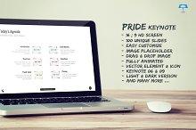 Pride Keynote Template
