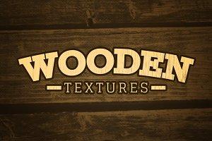 Wood Textures Halftone