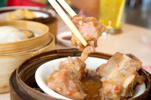 Dim Sum, Chinese food.