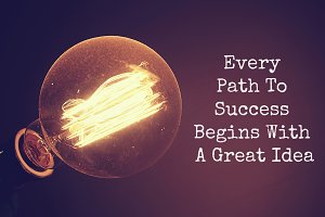 Every Path To Success Begins.