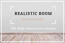 100 Realistic Room Background