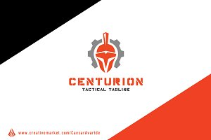 Centurion Logo Template