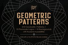 Geometric Patterns Kit