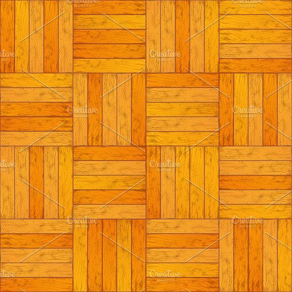 Colour wooden parquet