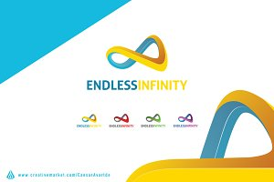 Endless Infinity Logo template