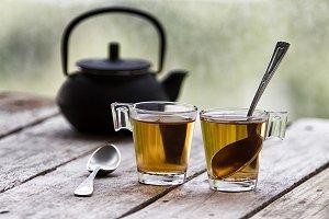 Tea rooibos tea makers