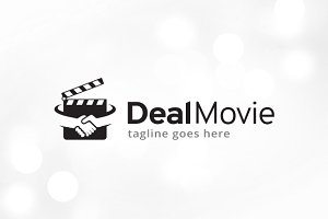 Deal Movie Logo Template