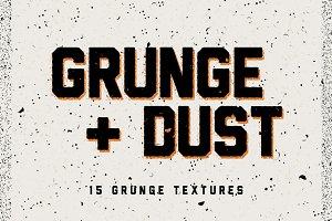 Grunge+Dust - 15 Grunge Texture