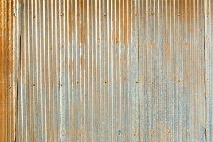 Corrugated Zinc Sheet