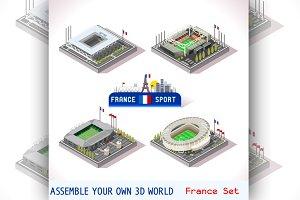 EURO 2016 France Stadium