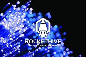 Rocket Hive Logo