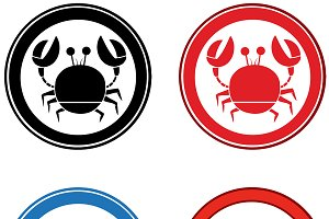 Crab Signs Collection