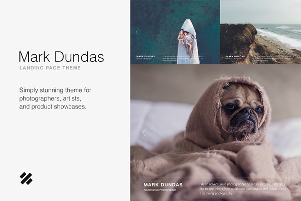 Bootstrap Themes: Dorkoy - Dundas Photography Theme