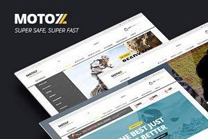 Motozz Shopify Theme