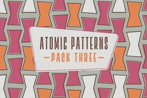 Atomic Patterns Pack 3