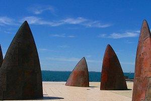 Geelong city waterfront - Australia