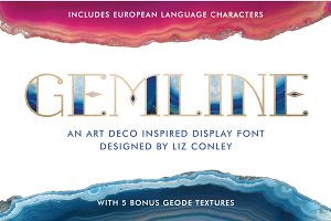 Gemline - 5 *FREE* Bonus Textures