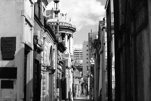 Recoleta Cemetary - Buenos Aires