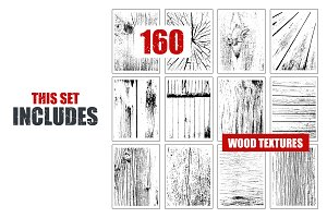 160 Wood Textures