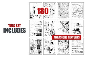 180 Abrasions Textures