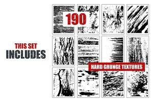190 Hard Grunge Textures
